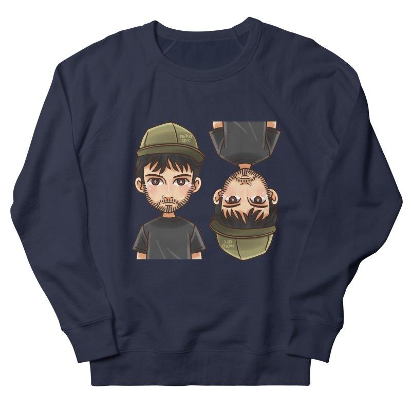 Cartoon Triff Men's French Terry Sweatshirt by 1111cr3w's Artist Shop
