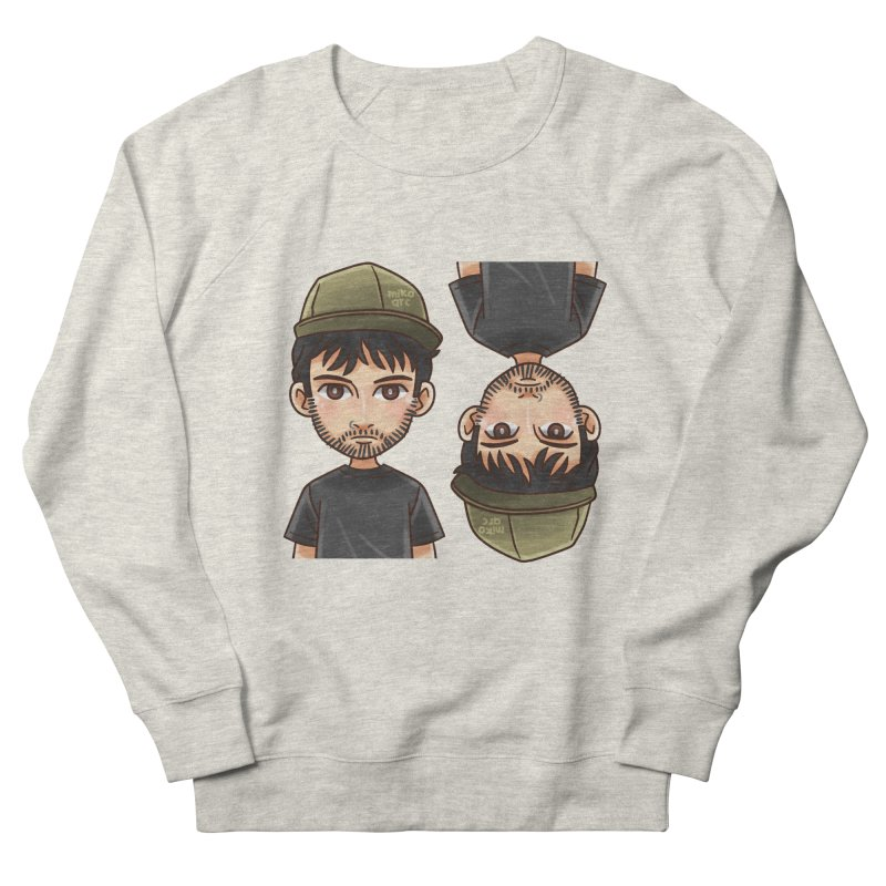 Cartoon Triff Men's Sweatshirt by 1111cr3w's Artist Shop