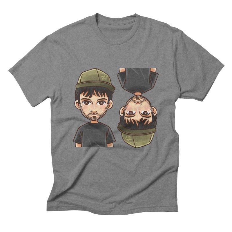 Cartoon Triff Men's T-Shirt by 1111cr3w's Artist Shop