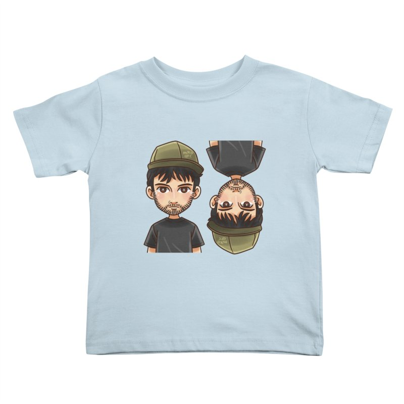 Cartoon Triff Kids Toddler T-Shirt by 1111cr3w's Artist Shop