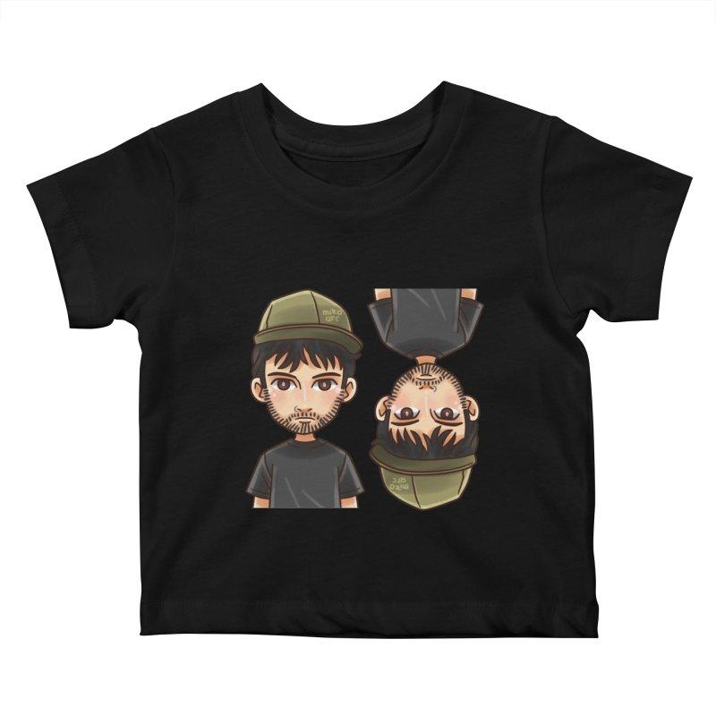 Cartoon Triff Kids Baby T-Shirt by 1111cr3w's Artist Shop