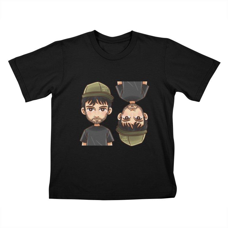 Cartoon Triff Kids T-Shirt by 1111cr3w's Artist Shop