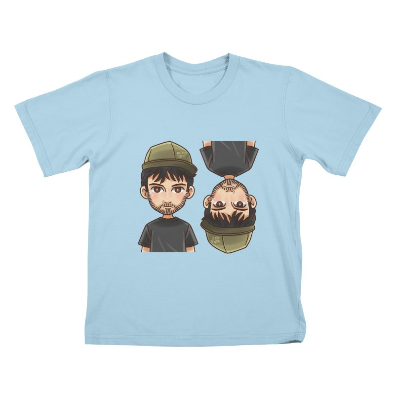 Cartoon Triff Kids T-Shirt by 1111cr3w's Artist Shop