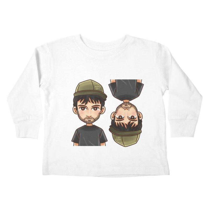 Cartoon Triff Kids Toddler Longsleeve T-Shirt by 1111cr3w's Artist Shop