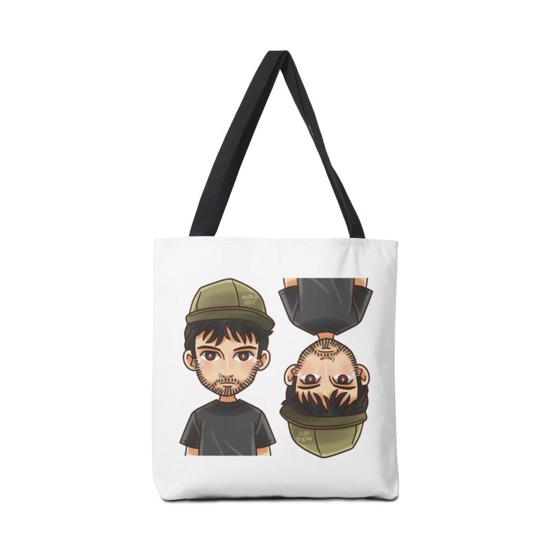 Cartoon Triff Accessories Tote Bag Bag by 1111cr3w's Artist Shop
