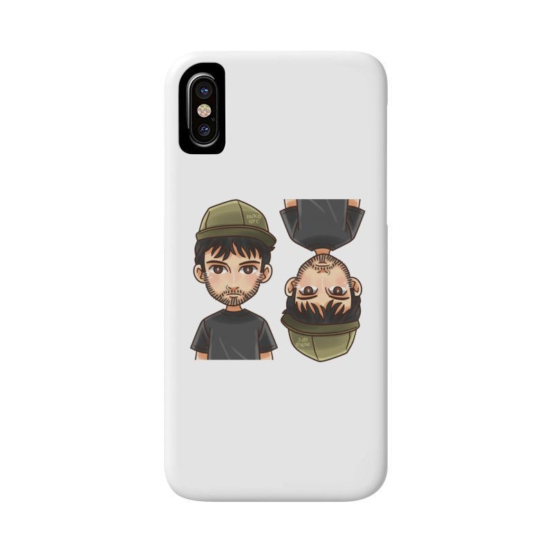 Cartoon Triff in iPhone X Phone Case Slim by 1111cr3w's Artist Shop