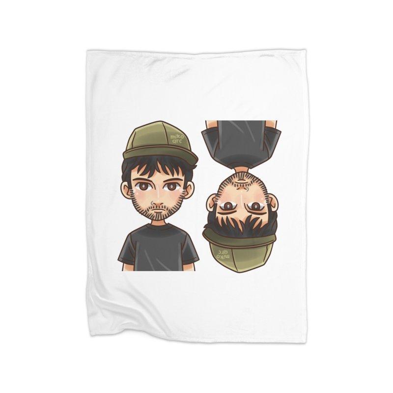 Cartoon Triff Home Blanket by 1111cr3w's Artist Shop