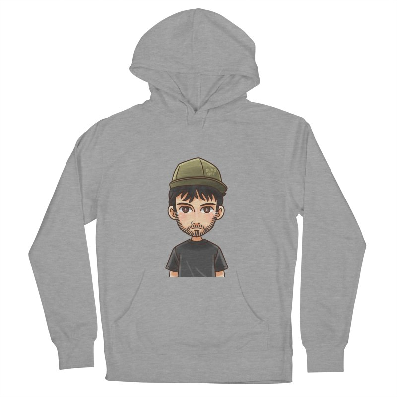 Hipster Men's Pullover Hoody by 1111cr3w's Artist Shop