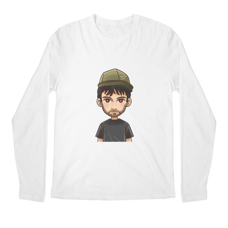 Hipster Men's Longsleeve T-Shirt by 1111cr3w's Artist Shop