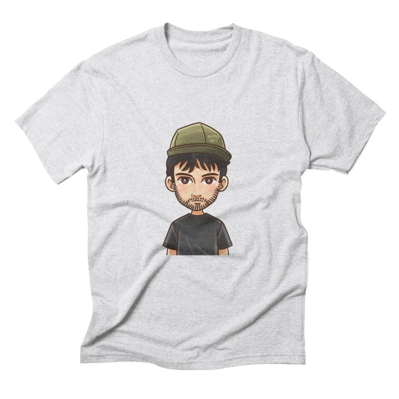 Hipster Men's Triblend T-shirt by 1111cr3w's Artist Shop