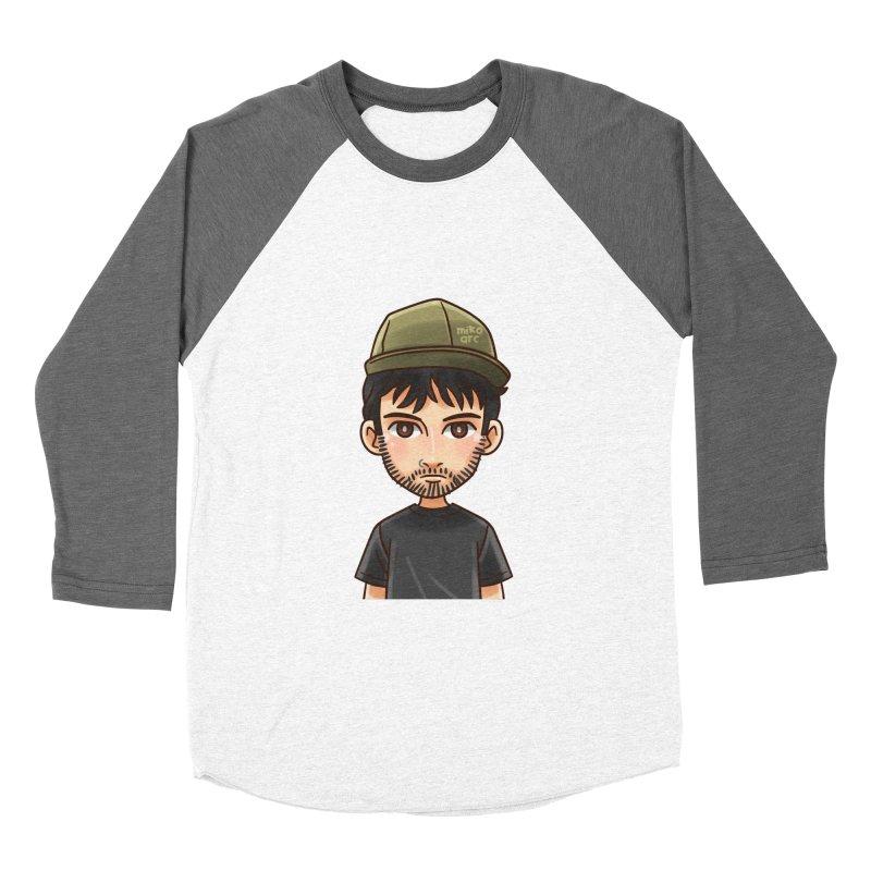 Hipster Women's Baseball Triblend T-Shirt by 1111cr3w's Artist Shop
