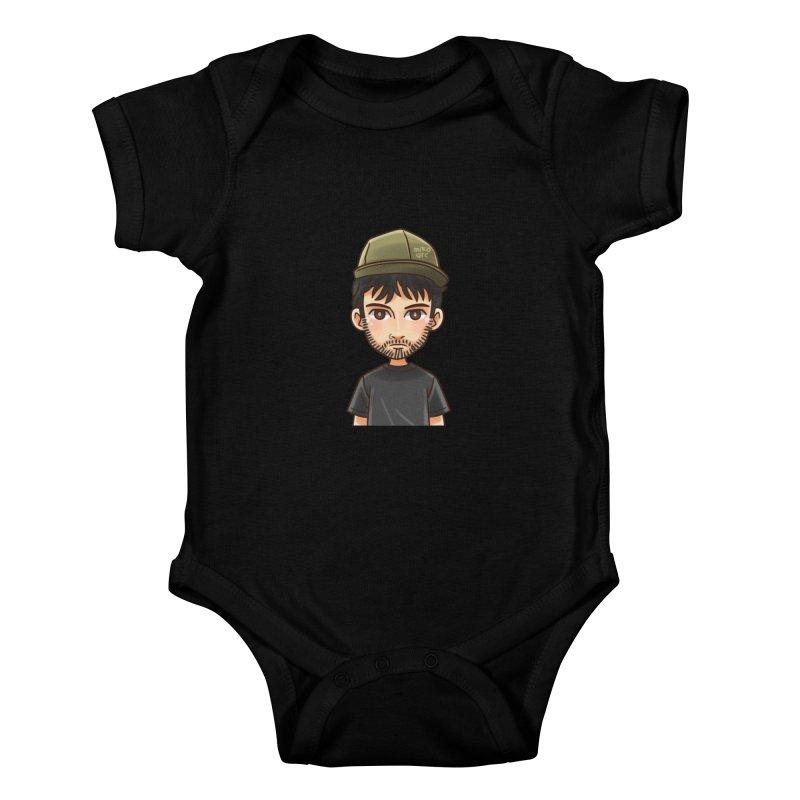 Hipster Kids Baby Bodysuit by 1111cr3w's Artist Shop