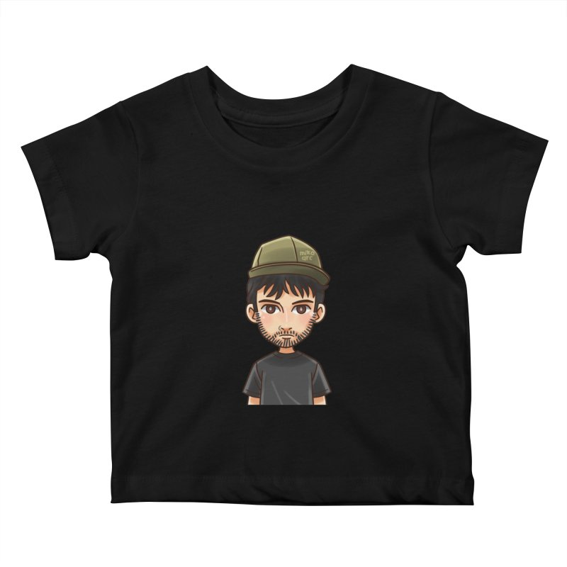 Hipster Kids Baby T-Shirt by 1111cr3w's Artist Shop