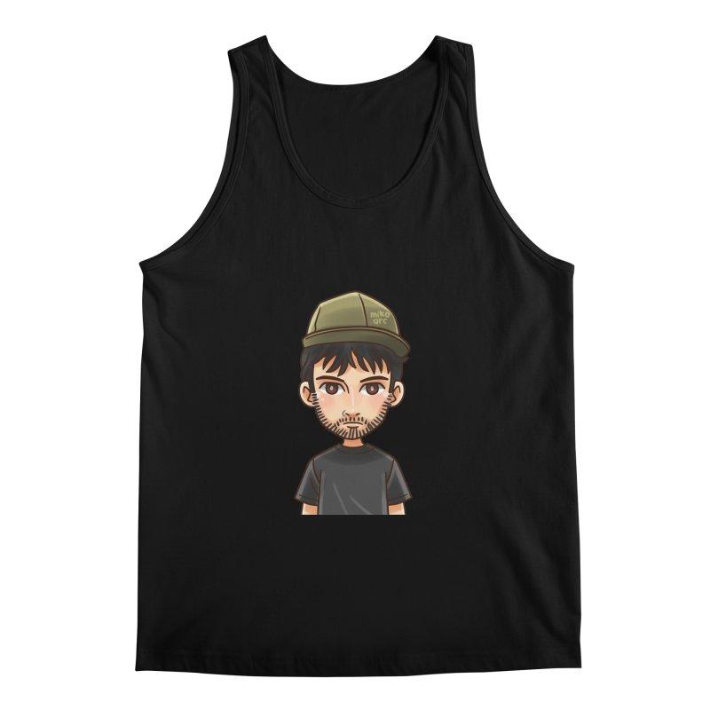 Hipster Men's Tank by 1111cr3w's Artist Shop