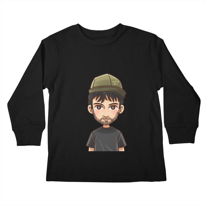 Hipster Kids Longsleeve T-Shirt by 1111cr3w's Artist Shop