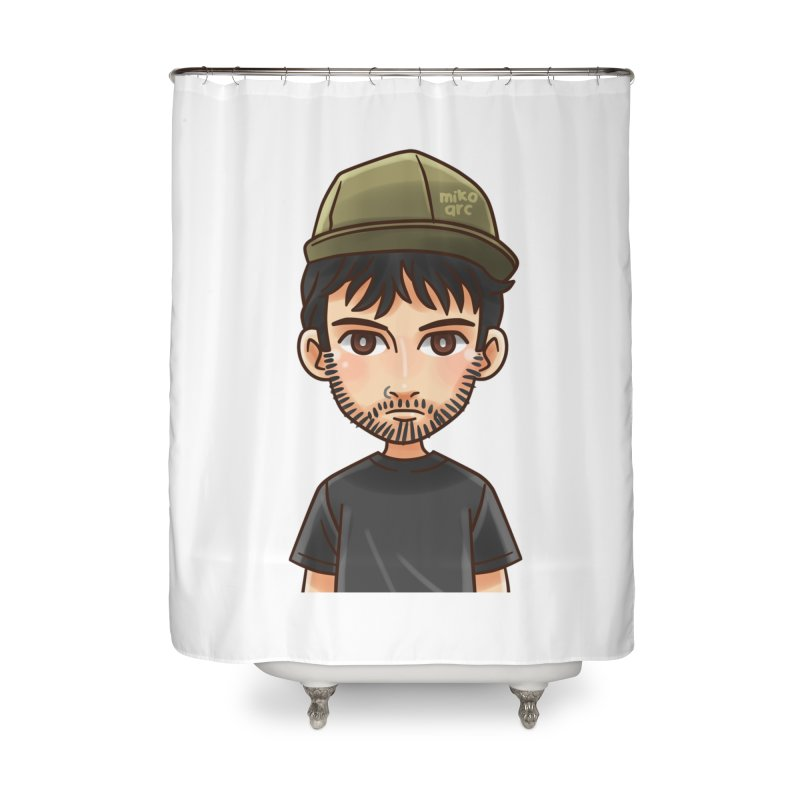 Hipster Home Shower Curtain by 1111cr3w's Artist Shop