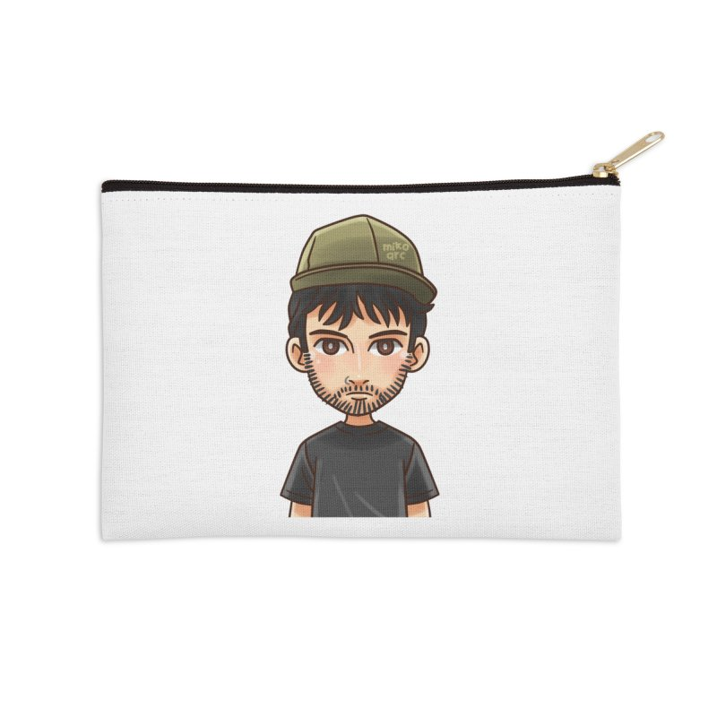 Hipster Accessories Zip Pouch by 1111cr3w's Artist Shop