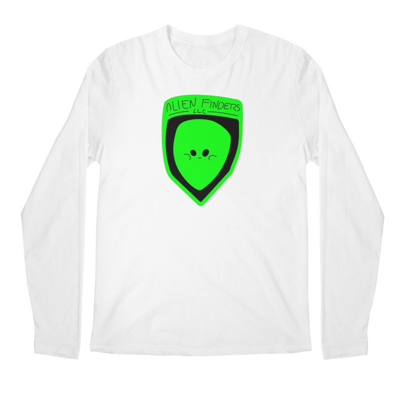 ALIEN FINDERS LLC Men's Longsleeve T-Shirt by 11th Planet LLC