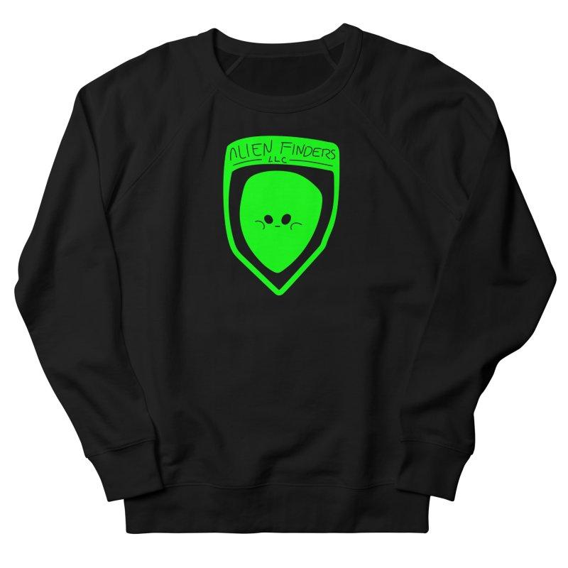 ALIEN FINDERS LLC Men's Sweatshirt by 11th Planet LLC