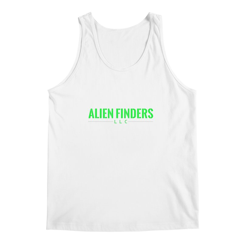 ALIEN FINDERS LLC Men's Tank by 11th Planet LLC