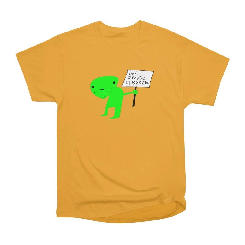 ALIEN FINDERS LLC Men's Heavyweight T-Shirt by 11th Planet LLC