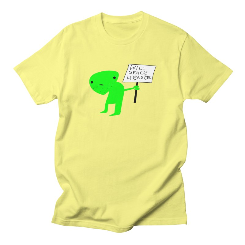 ALIEN FINDERS LLC Men's T-Shirt by 11th Planet LLC