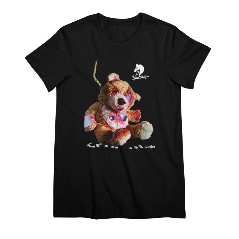 """MissUnderstood"" Cover Women's T-Shirt by 11 Unicorns Shop"