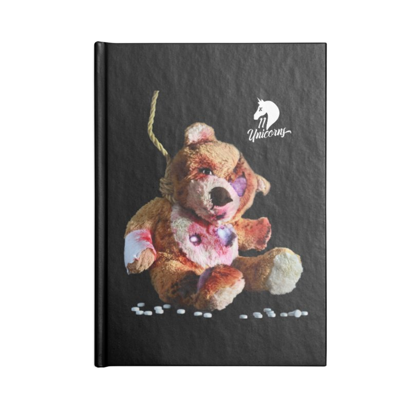 """""""MissUnderstood"""" Cover Accessories Notebook by 11 Unicorns Shop"""