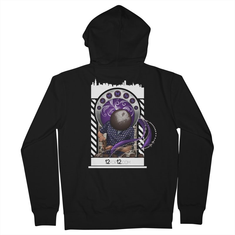Episode 10 Men's French Terry Zip-Up Hoody by 12for12's Artist Shop