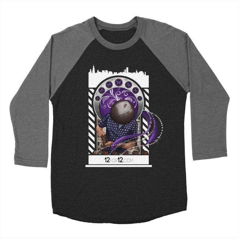 Episode 10 Women's Baseball Triblend Longsleeve T-Shirt by 12for12's Artist Shop