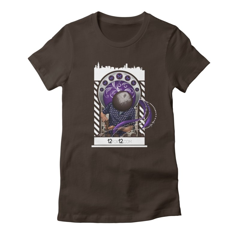 Episode 10 Women's Fitted T-Shirt by 12for12's Artist Shop