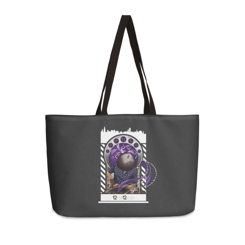 Episode 10 Accessories Weekender Bag Bag by 12for12's Artist Shop