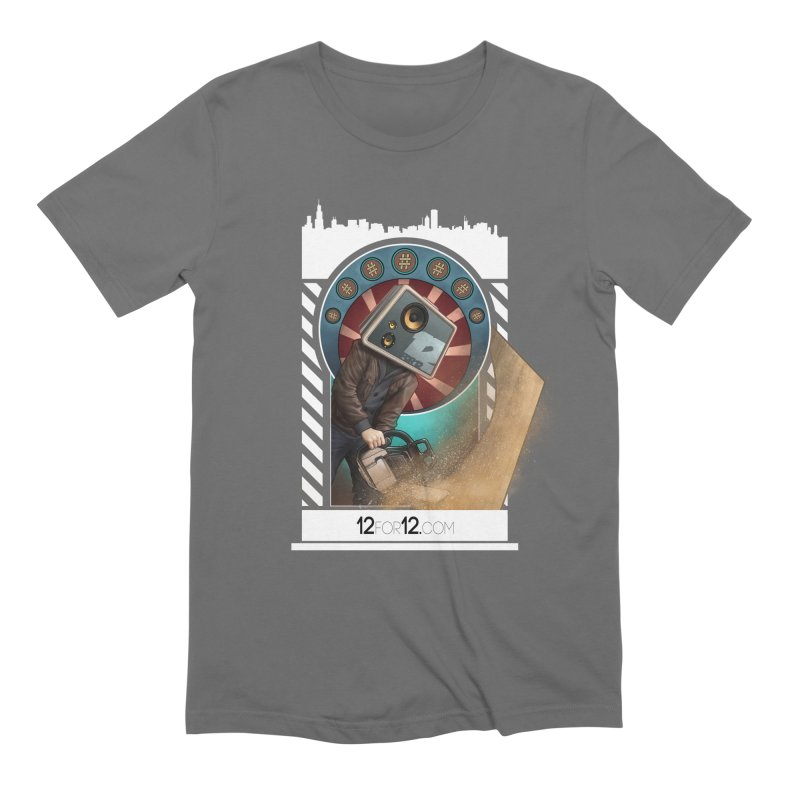 Episode 2 Men's Extra Soft T-Shirt by 12for12's Artist Shop