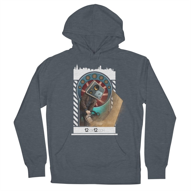 Episode 2 Women's French Terry Pullover Hoody by 12for12's Artist Shop