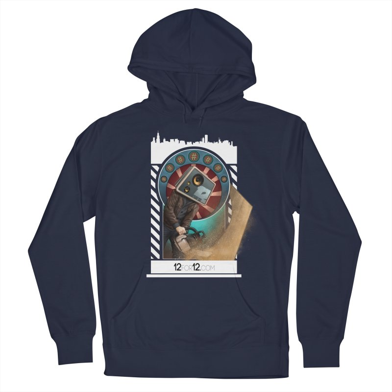 Episode 2 Men's French Terry Pullover Hoody by 12for12's Artist Shop