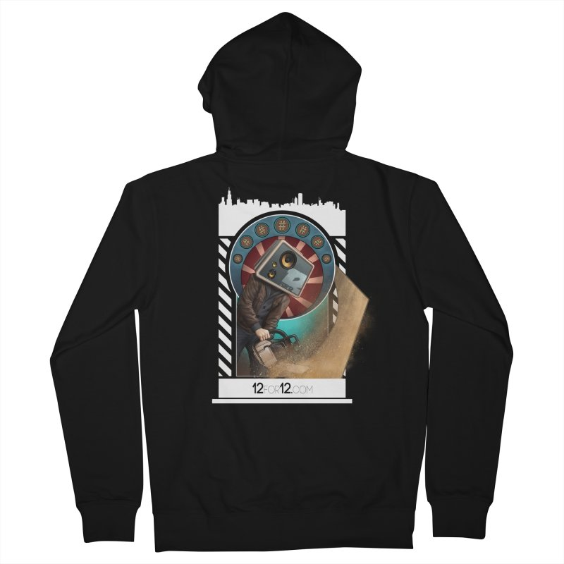 Episode 2 Men's Zip-Up Hoody by 12for12's Artist Shop
