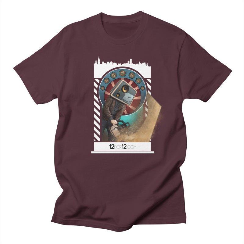 Episode 2 Men's T-Shirt by 12for12's Artist Shop