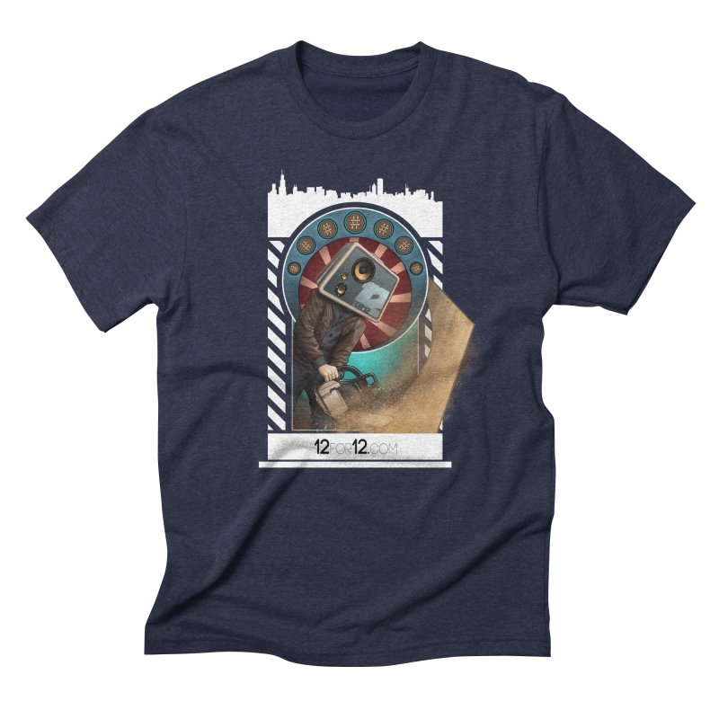 Episode 2 Men's Triblend T-Shirt by 12for12's Artist Shop