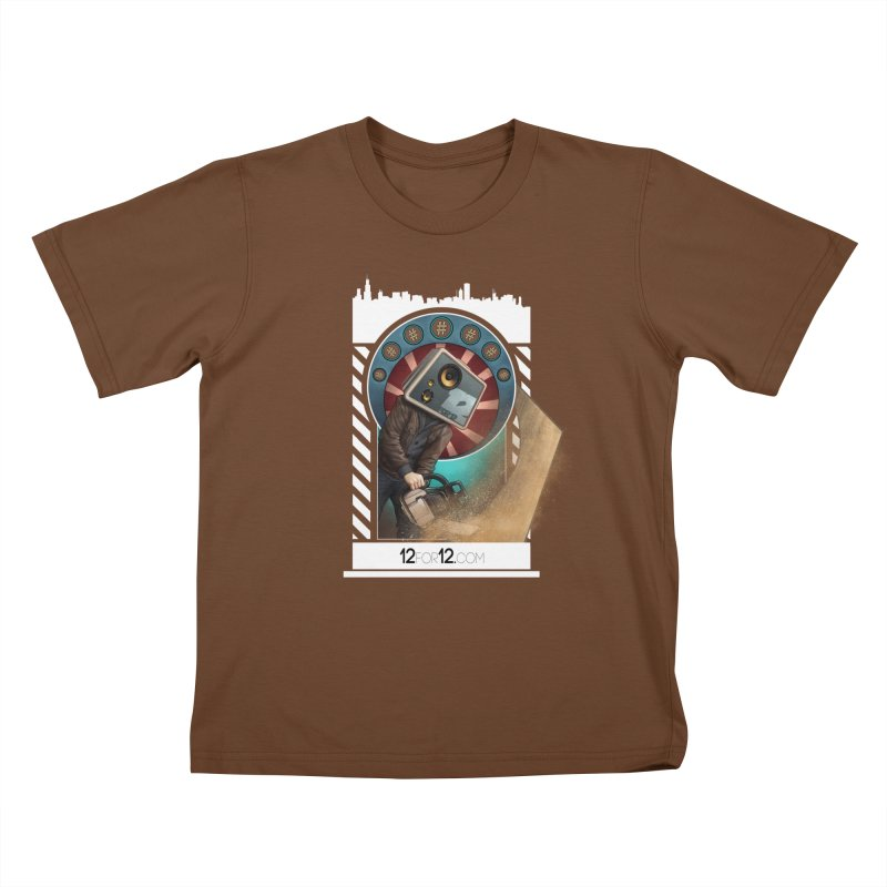 Episode 2 Kids T-Shirt by 12for12's Artist Shop