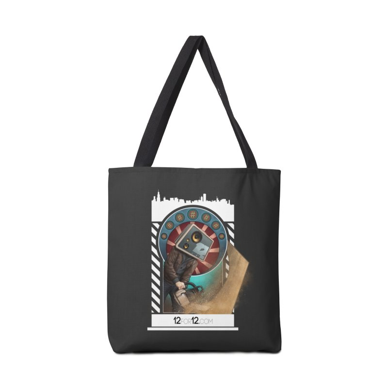 Episode 2 Accessories Tote Bag Bag by 12for12's Artist Shop