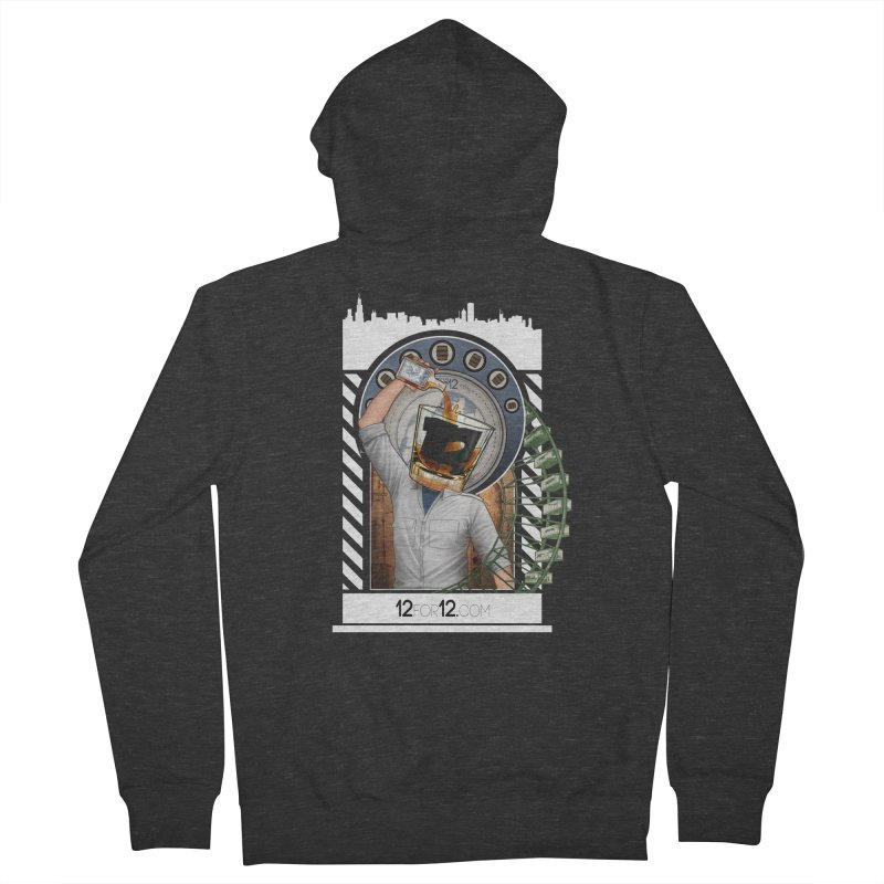 Episode 1 Men's French Terry Zip-Up Hoody by 12for12's Artist Shop