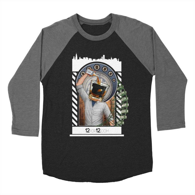 Episode 1 Women's Baseball Triblend Longsleeve T-Shirt by 12for12's Artist Shop
