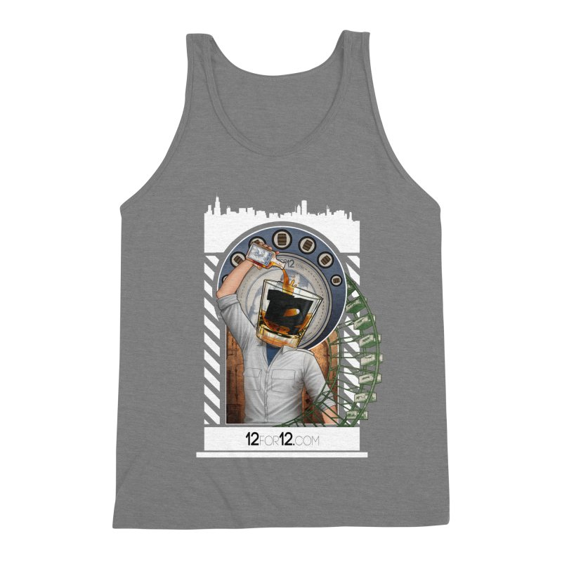 Episode 1 Men's Triblend Tank by 12for12's Artist Shop