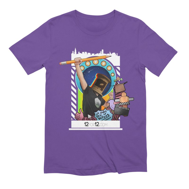 Episode 3 Men's Extra Soft T-Shirt by 12for12's Artist Shop