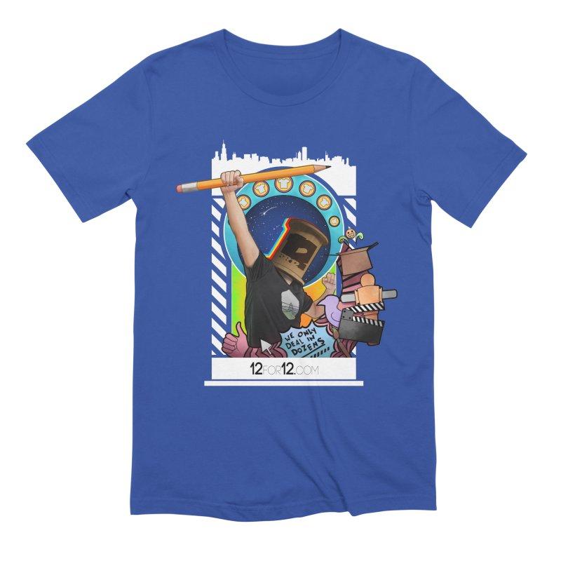 Episode 3 Men's T-Shirt by 12for12's Artist Shop