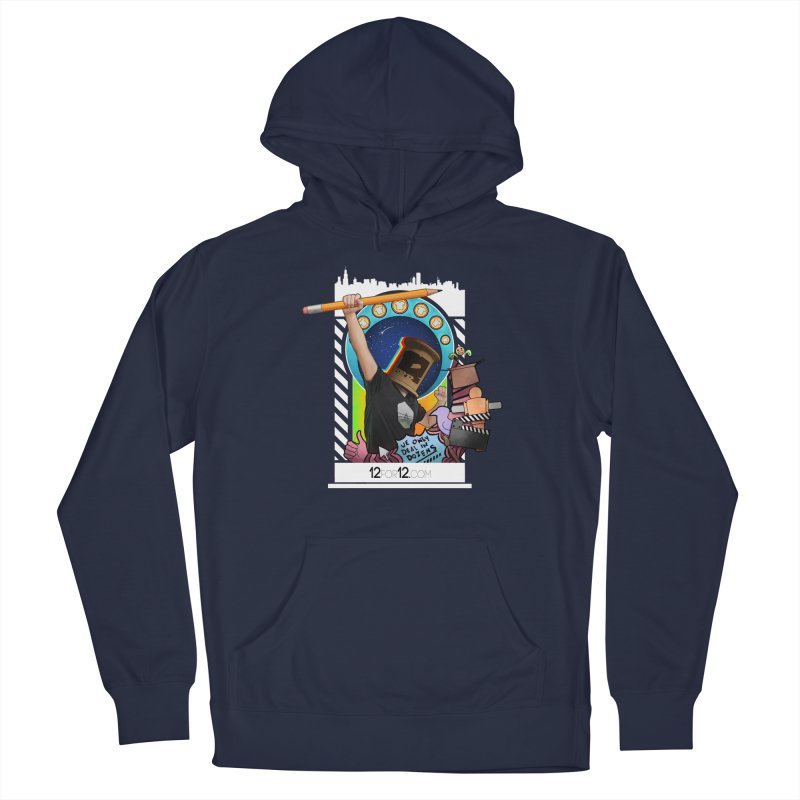 Episode 3 Men's Pullover Hoody by 12for12's Artist Shop
