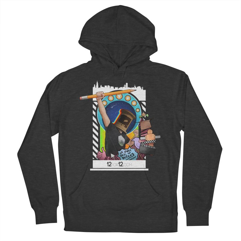 Episode 3 Women's French Terry Pullover Hoody by 12for12's Artist Shop