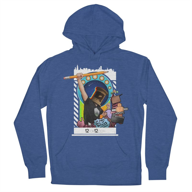 Episode 3 Men's French Terry Pullover Hoody by 12for12's Artist Shop