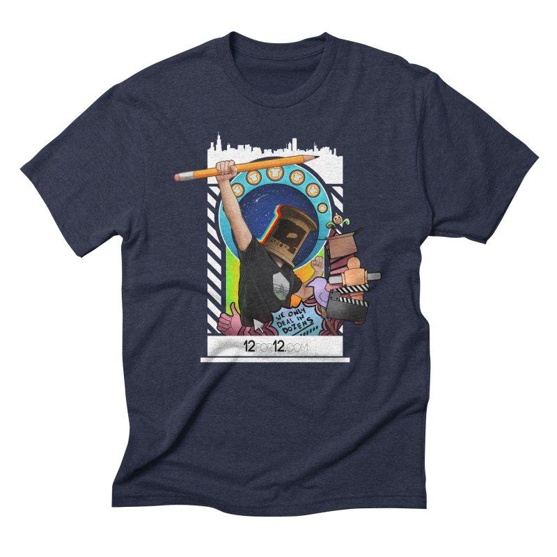 Episode 3 Men's Triblend T-Shirt by 12for12's Artist Shop