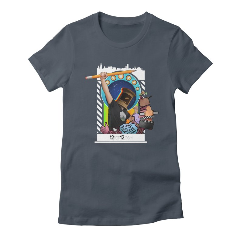 Episode 3 Women's T-Shirt by 12for12's Artist Shop